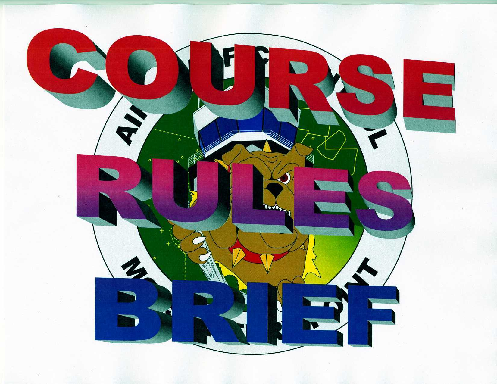 Course Rules